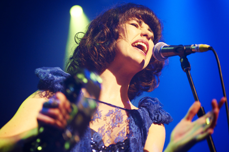 Kimbra-the-forum-melbourne-david-payne