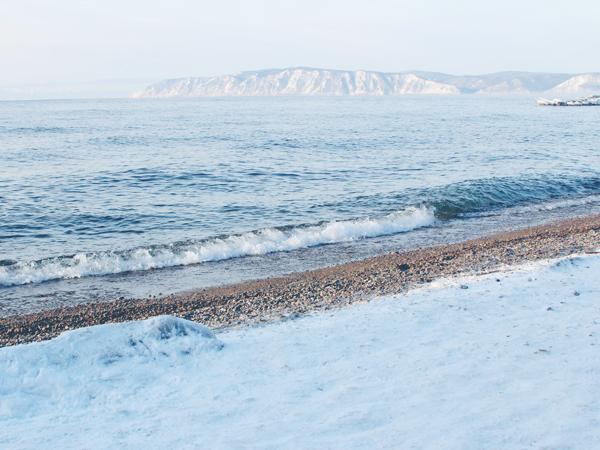 Lake Baikal Beach