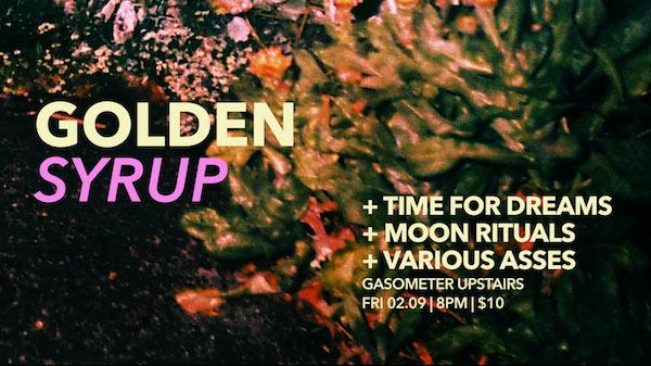 Golden Syrup Gasometer